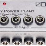 エフェクターブランドVOCU社のパワーサプライ「Baby Power Plant」