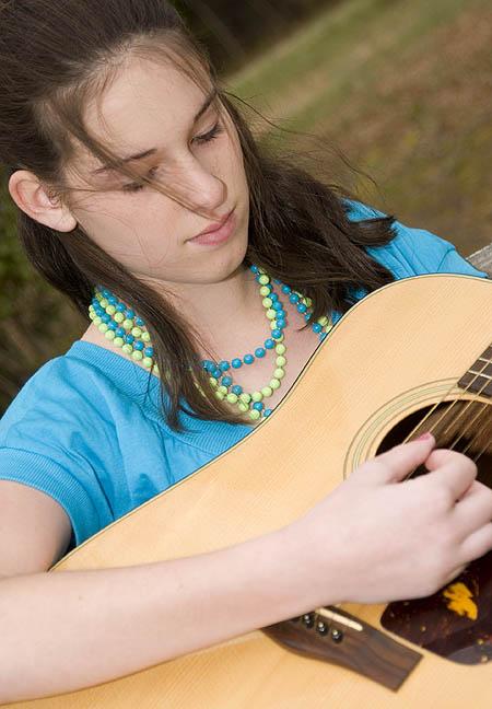 今日のギター女子 No-8