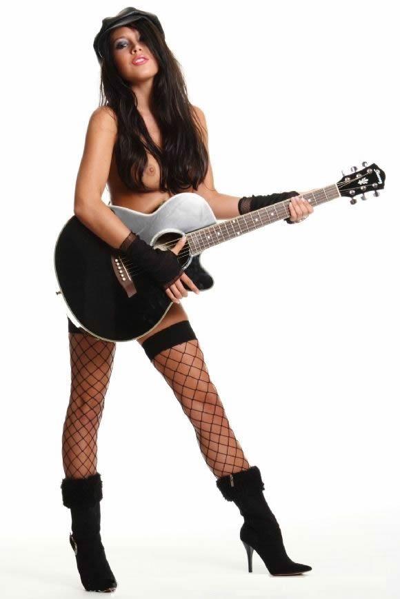 今日のギター女子 No-7