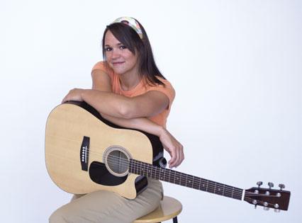 今日のギター女子 No-6