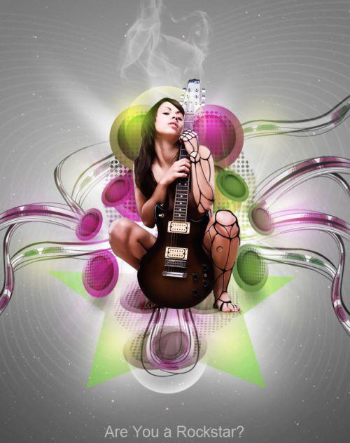 rockstar-girl