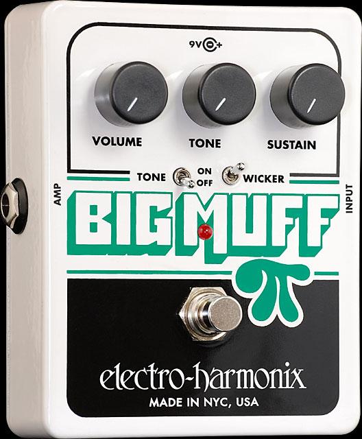 Big Muffエフェクター