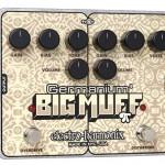 エレハモの新しいBig Muff「Germanium 4」