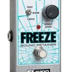 Electro-Harmonix社のエフェクター「freeze」