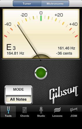 gibson-tuner-app