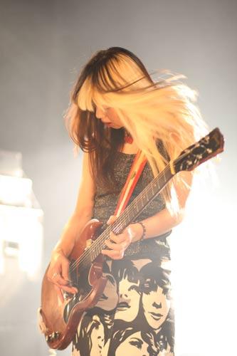 今日のエレキギター女子 No-22