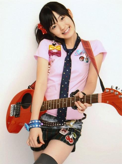 今日のギター女子 No-21