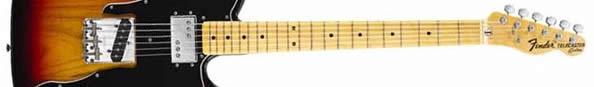 Fender American Vintage '72 Telecaster Custom