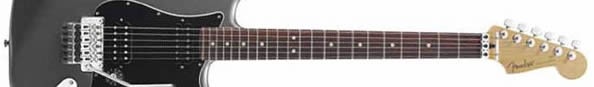 Fender Blacktop Strat HH Floyd Rose