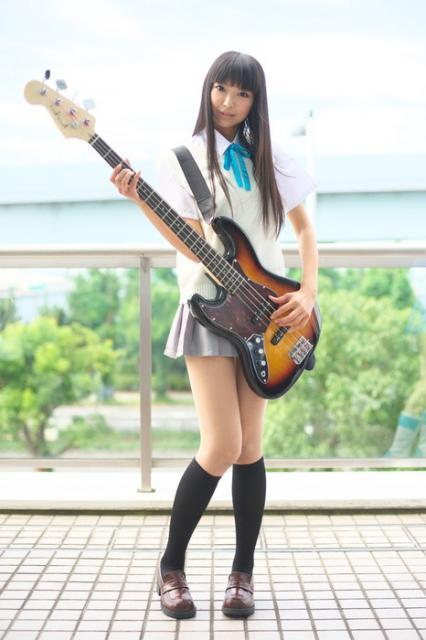 今日のギター女子 No-46