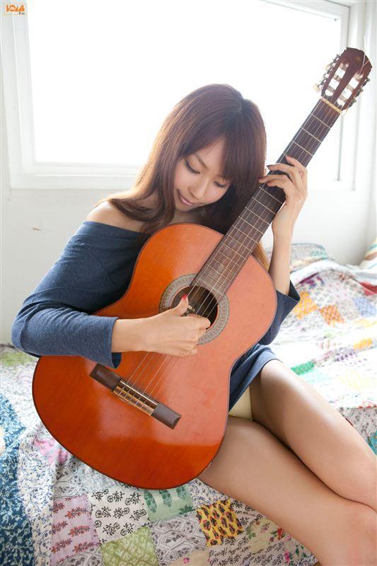 今日のギター女子 No-47