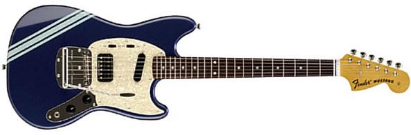 Kurt Cobain Mustang