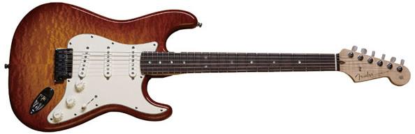 2012 Custom Deluxe Stratocaster