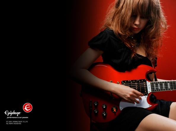 今日のギター女子 No-49