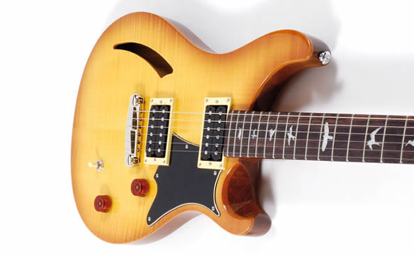 PRS SE Custom Semi Hollow