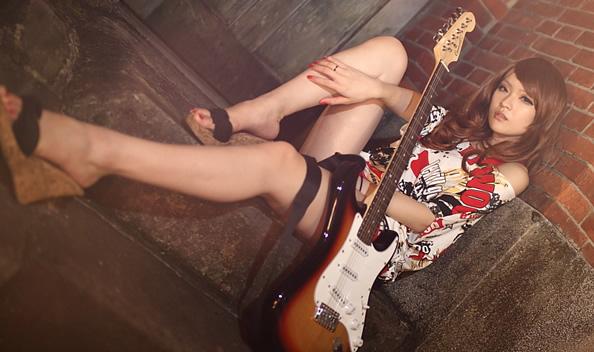 今日のギター女子 No-60