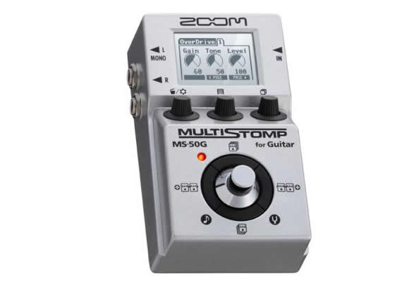 ZOOM MultiStomp