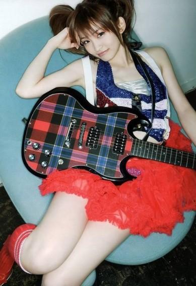 今日のギター女子 No-62