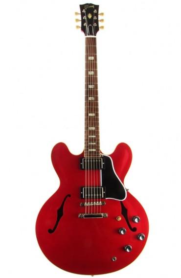 Eric Clapton's 1964 Gibson ES0335 TDC