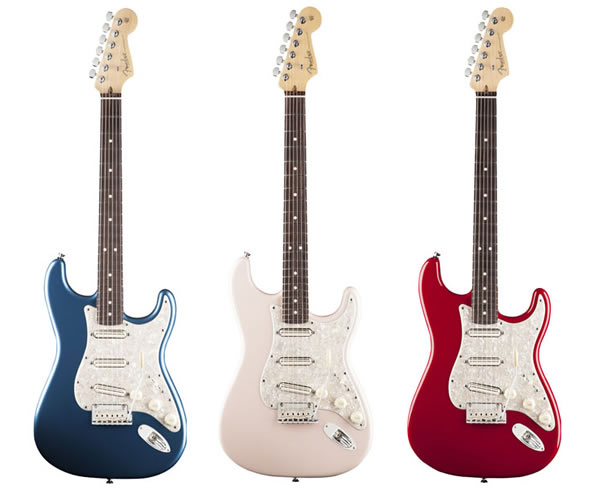 FSR American Standard Lipstick Stratocaster