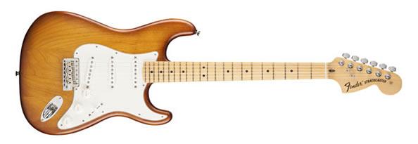FSR American Special Satin Stratocaster