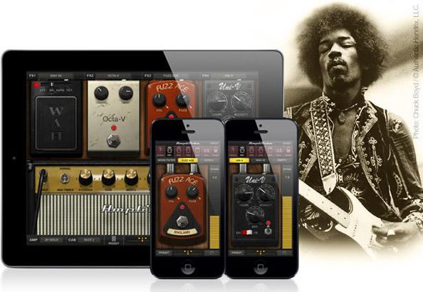 AmpliTube Jimi Hendrix for iOS