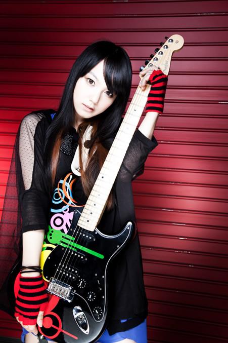 今日のギター女子 No-63
