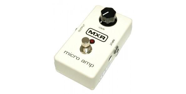 MXR Micro Amp
