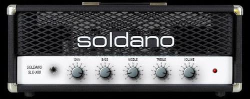 Soldano X88