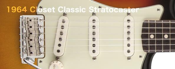 1964 Closet Classic Stratocaster