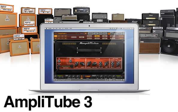 AmpliTube 3 について