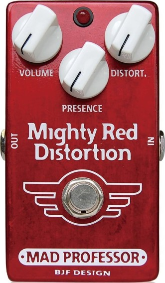 Mighty Red Distotion