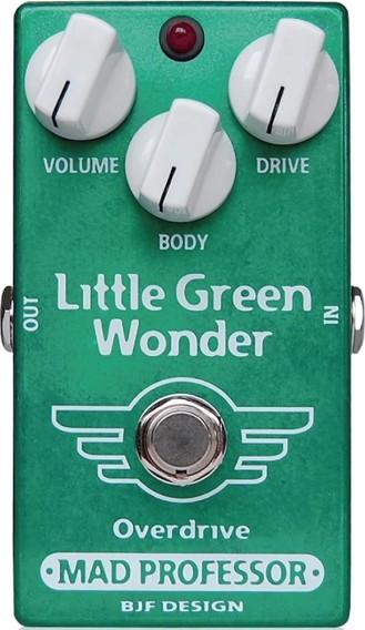 Little Green Wonder