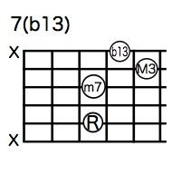 7(b13)