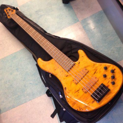 ボッサ・5弦ベース