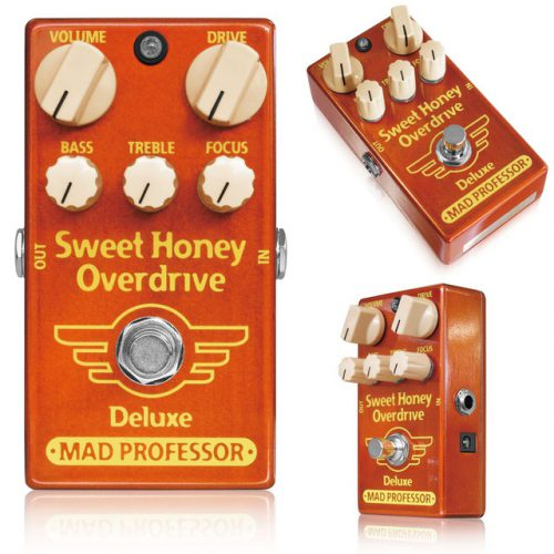 New Sweet Honey Overdrive Deluxe