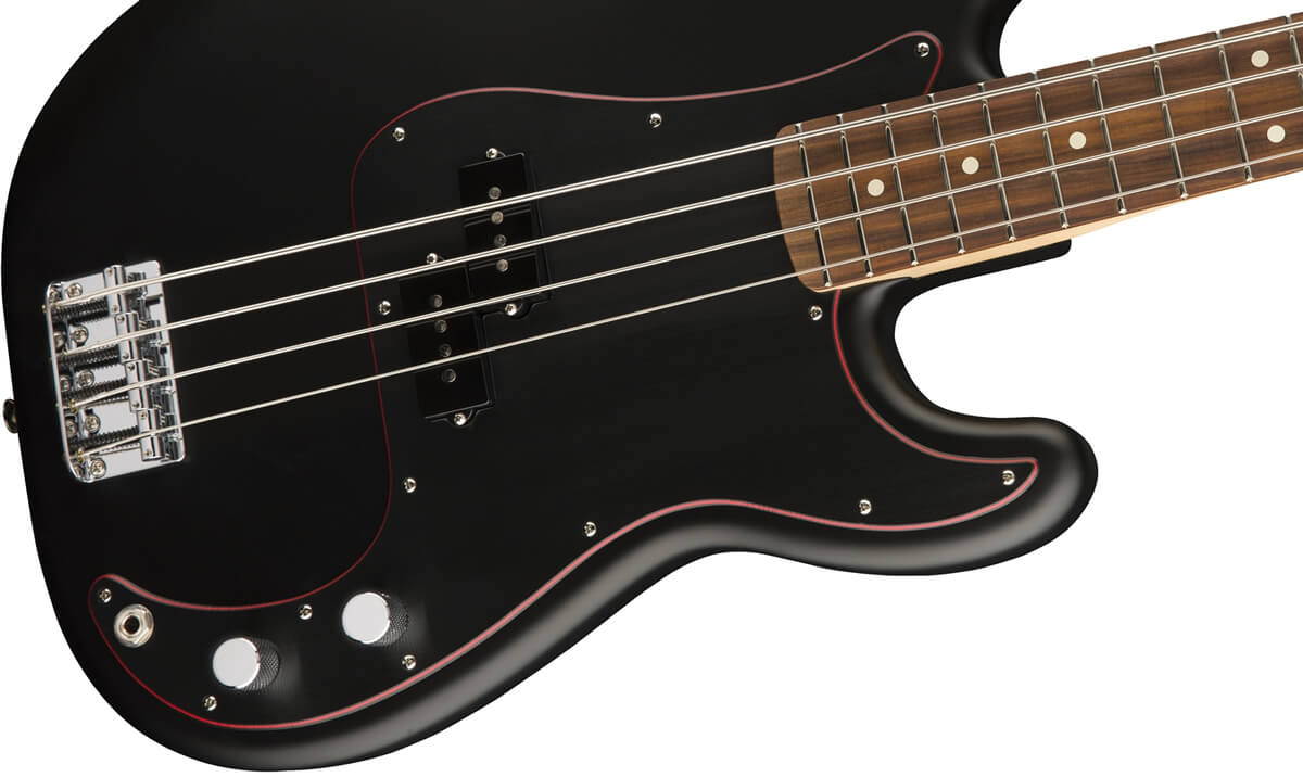 SPECIAL EDITION PRECISION BASS NOIR:ボディ