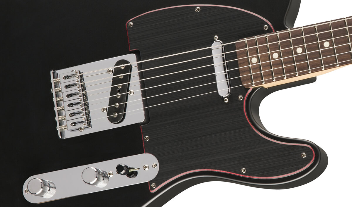 SPECIAL EDITION TELECASTER NOIR:ボディ