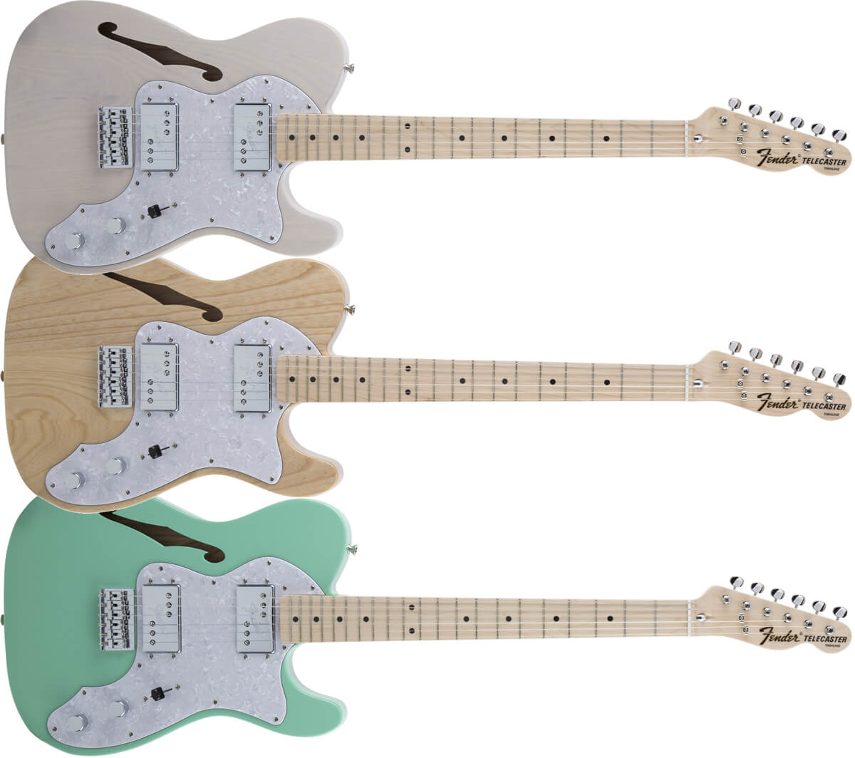 Japan Traditional 70s Telecaster Thinline