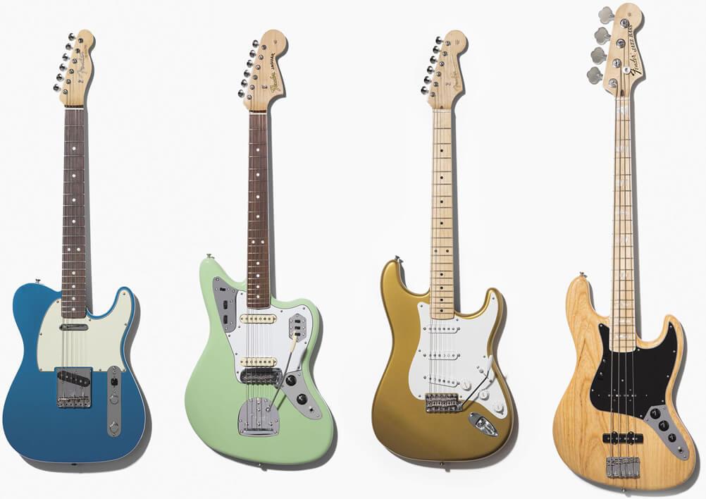 Fender AMERICAN ORIGINALシリーズ