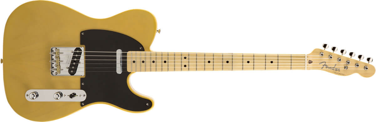 2018 Limited Collection 50s Telecaster