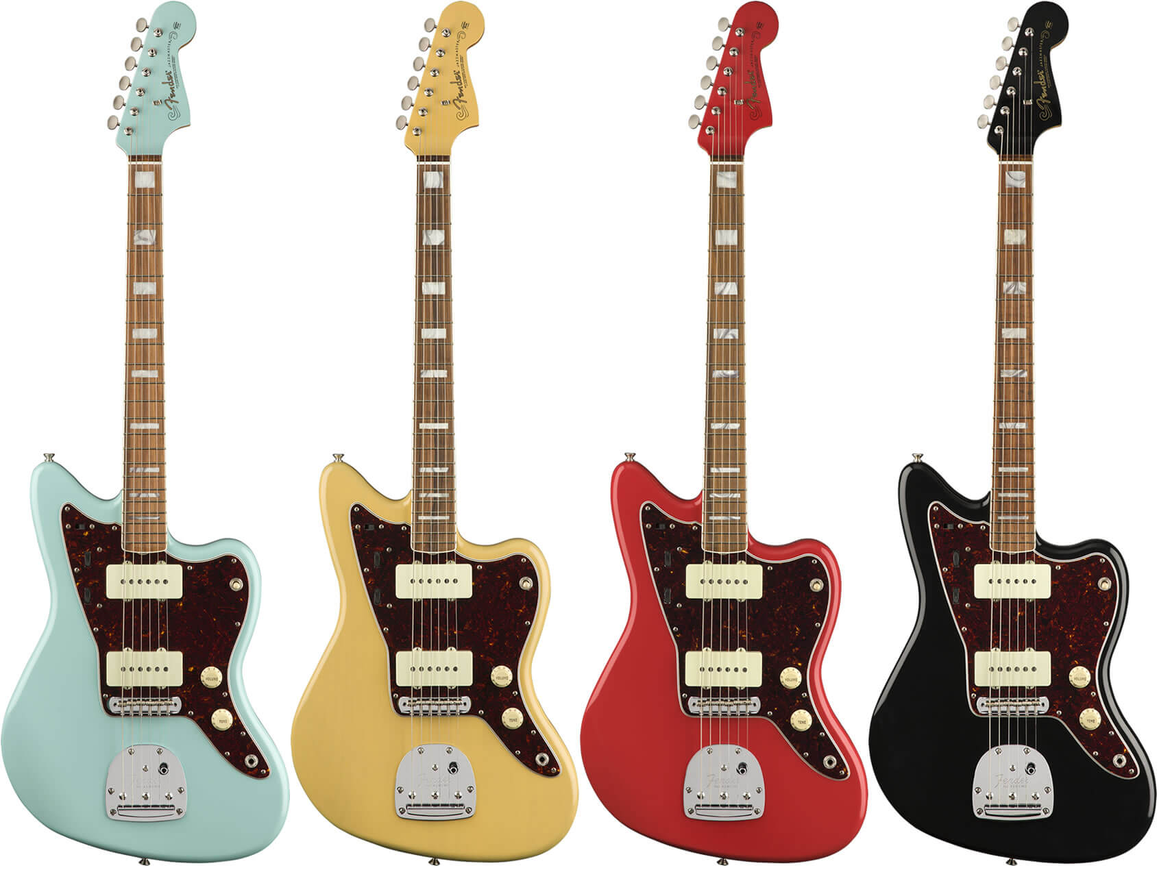 LIMITED EDITION 60th ANNIVERSARY CLASSIC JAZZMASTER