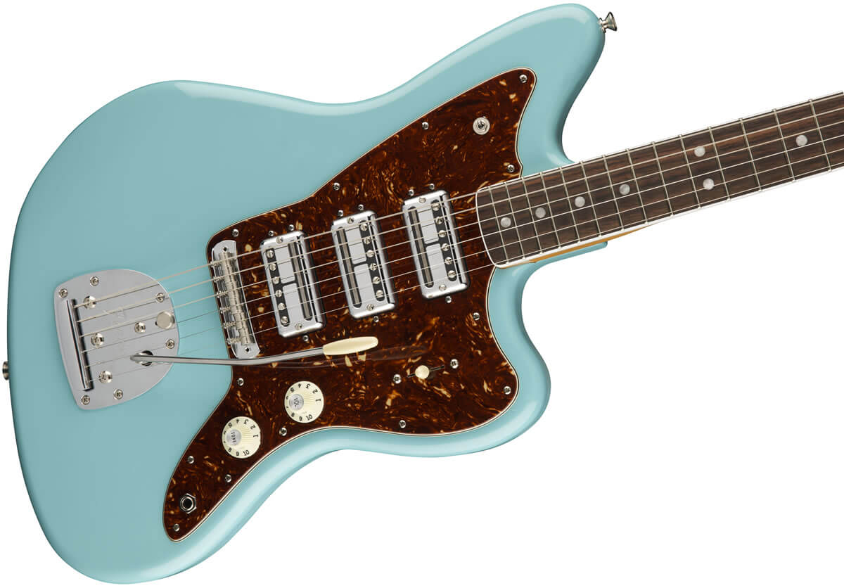THE TRIPLE JAZZMASTER:ボディ