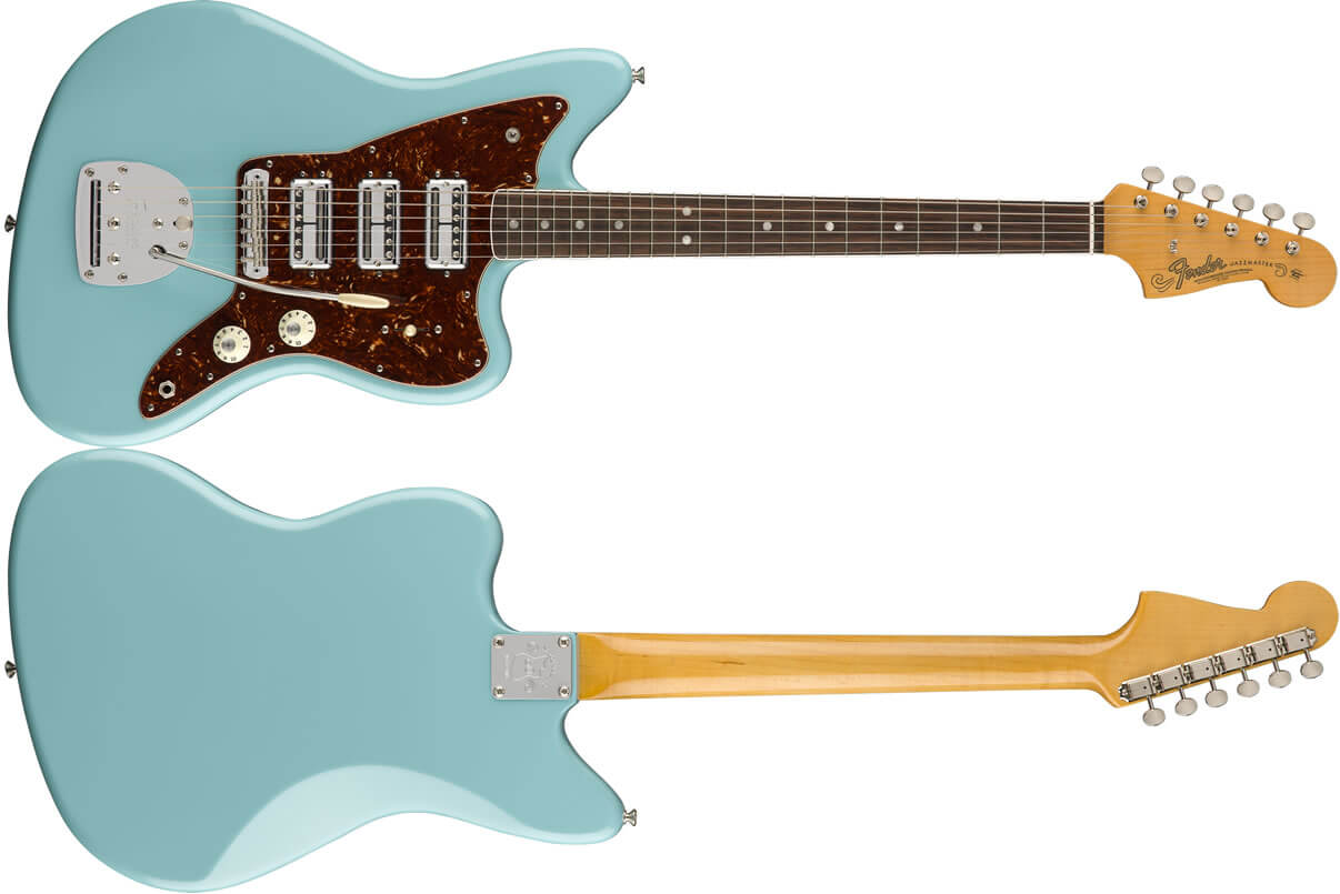 LIMITED EDITION 60th ANNIVERSARY THE TRIPLE JAZZMASTER