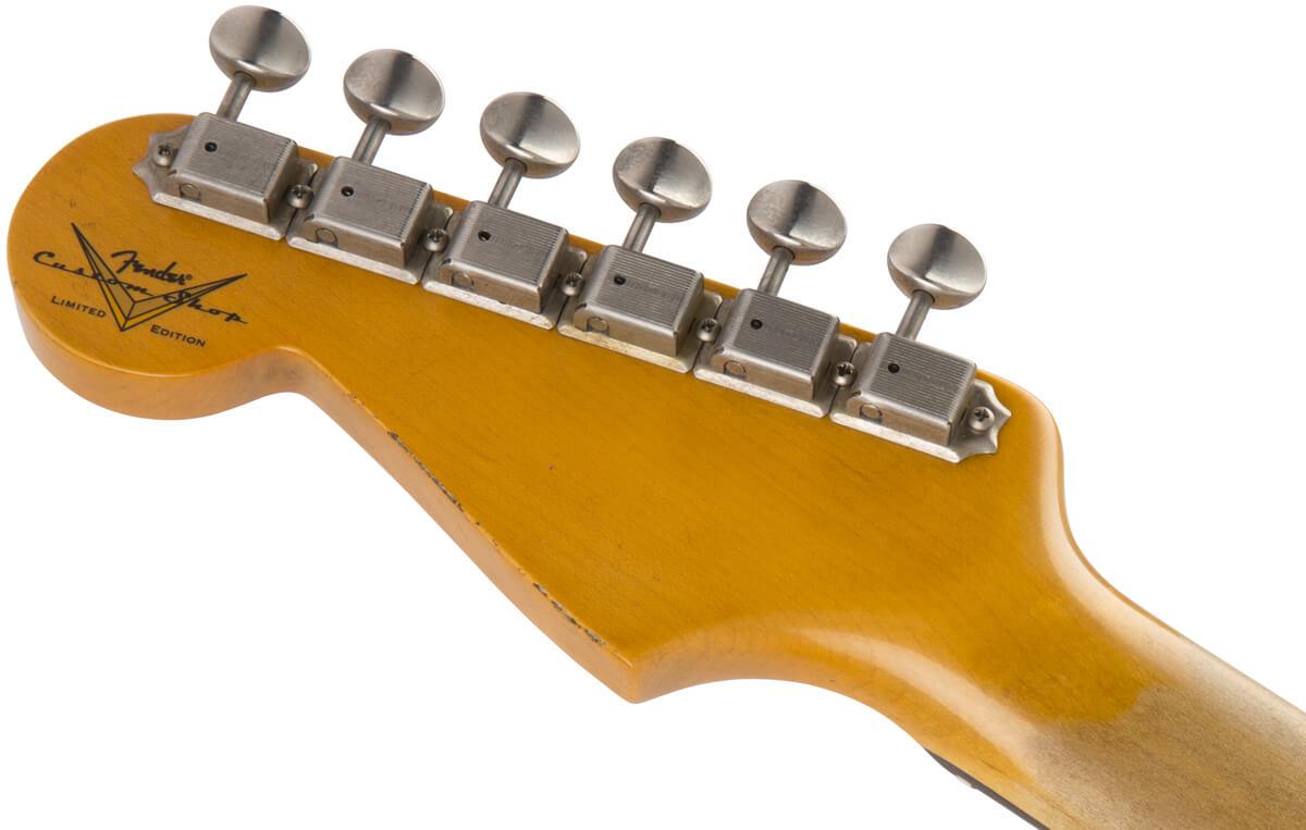 Char 1959 Stratocaster Burgundy:ペグ