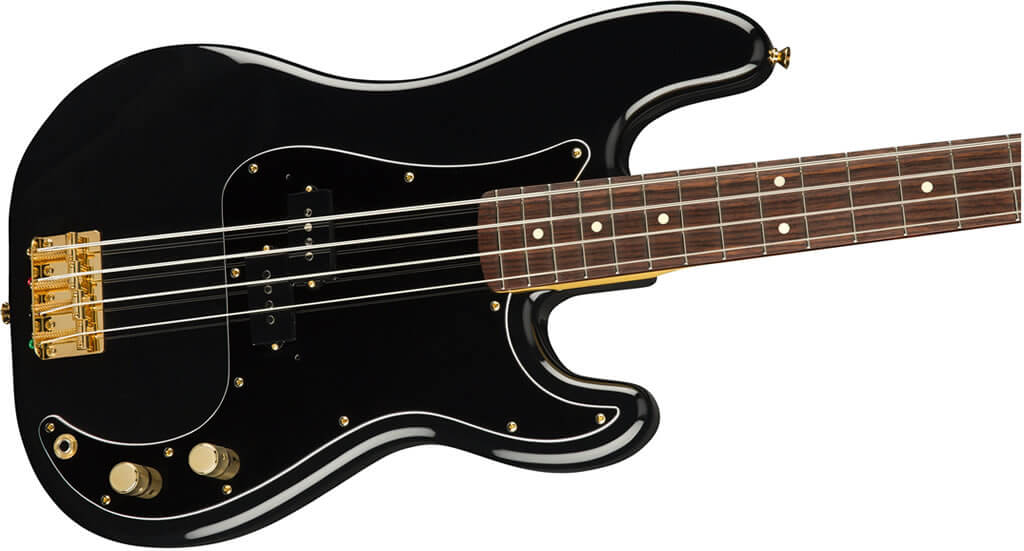 Made in Japan Traditional 60s Precision Bass Midnight