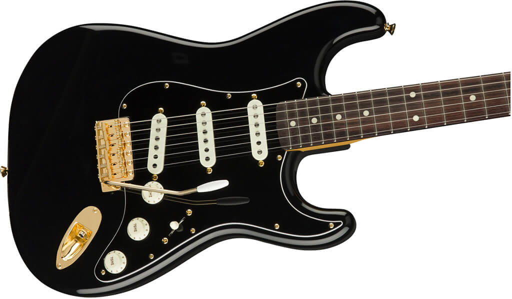 Made in Japan Traditional 60s Stratocaster Midnight