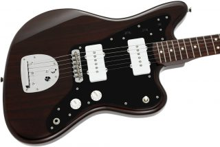 LIMITED ROASTED JAZZMASTER:ボディ