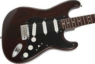 LIMITED ROASTED STRATOCASTER:ボディ