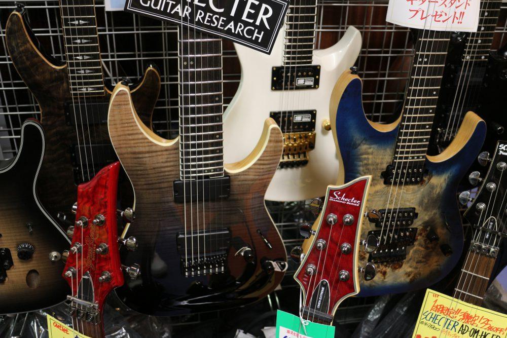 ヘヴィ系ギター